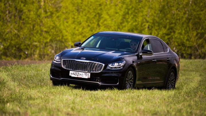 KIA круче BMW: азиаты сделали бизнес-класс не хуже немцев, но вдвое дешевле