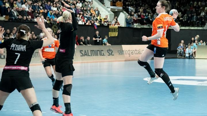 Гандбольный клуб «Ростов-Дон» обыграл датский «Оденсе»: как это было