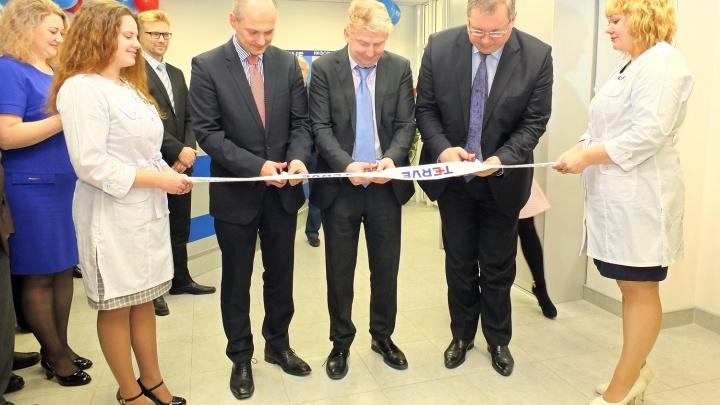Российско-финская клиника Terve открыла второй филиал в Красноярске
