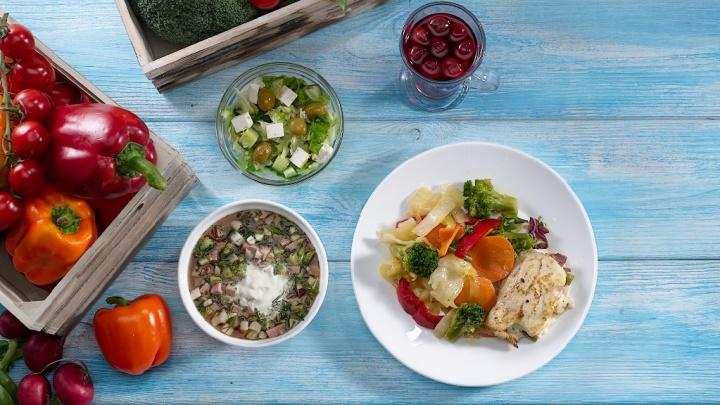 Сплошные «веснамины»: в сети ресторанов быстрого питания представили обновлённое меню