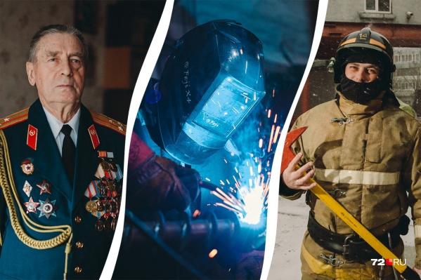 С помощью фотографий мы расскажем вам про восьмерых по-настоящему сильных и непоколебимых мужчин, которые живут с нами в одном городе