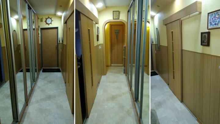 Лайфхак от читателя: как разместить все вещи в одном маленьком и узком коридоре