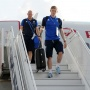 Сборные Исландии и Хорватии прилетели в Ростов
