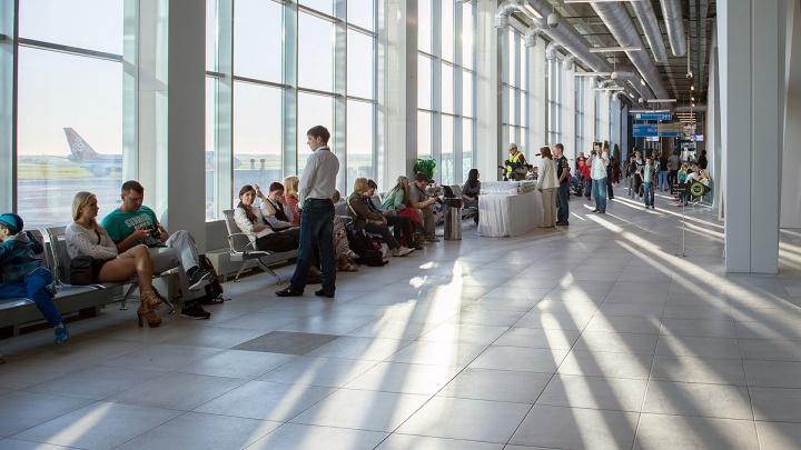 «Аэрофлот» отменил четыре рейса в Новосибирск и обратно