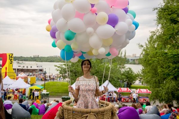 В этом году единый выпускной пройдёт на Михайловской набережной уже во второй раз