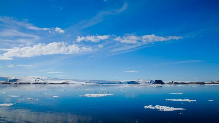 Космос на Земле: новосибирец снял фильм о живописном месте в Северном Ледовитом океане