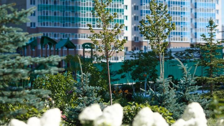 Застройщик открыл продажи квартир в новых высотках жилого комплекса на Юго-Западе