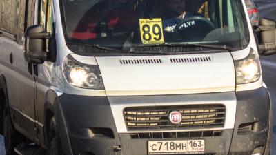 В Самаре автобусы № 75 и 89 меняют схему движения