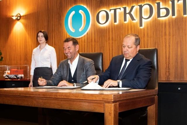 АО «ЭР-Телеком Холдинг» (ТМ «Дом.ru Бизнес») и ПАО Банк «ФК Открытие» заключили соглашение о стратегическом партнерстве