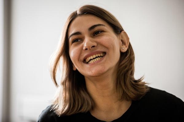Виктория Басаковская полгода проходит гормональную терапию, которая помогает ей выглядеть как девушка