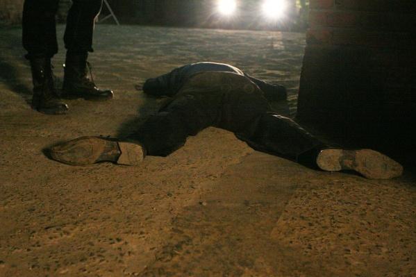 Полиция смогла быстро найти и задержать подозреваемого благодаря видео с камеры наблюдения