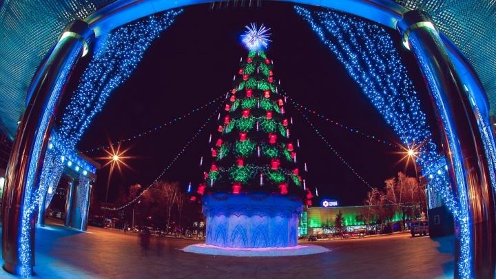 68 дней до Нового года: рассказываем, как украсят Тюмень к главному зимнему празднику