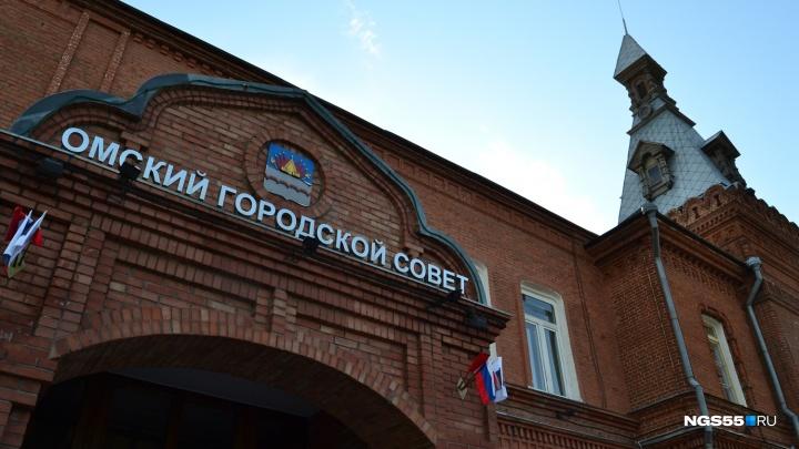 Ток-шоу с депутатами: омский горсовет с января будет вести трансляции с заседаний