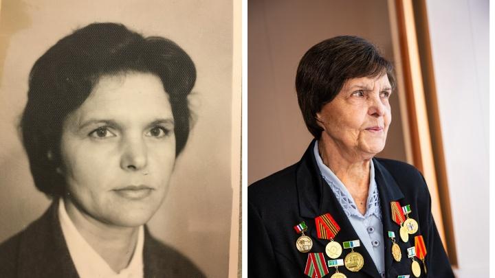 «Мне все улыбаются — и хочется жить»: история 93-летней блокадницы — она до сих пор работает врачом