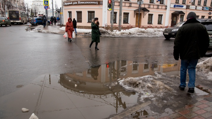 В центре Ярославля арестовали дом-памятник с магазинами и офисами