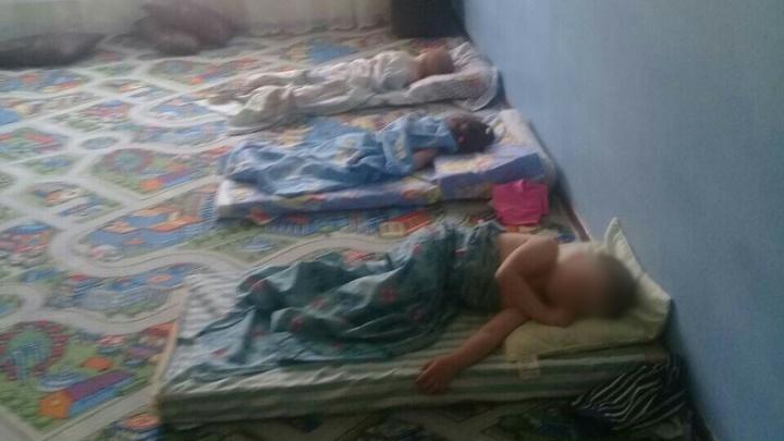 «Моя дочь спала на полу»: сибирячка потребовала проверить детский сад на Плющихинском