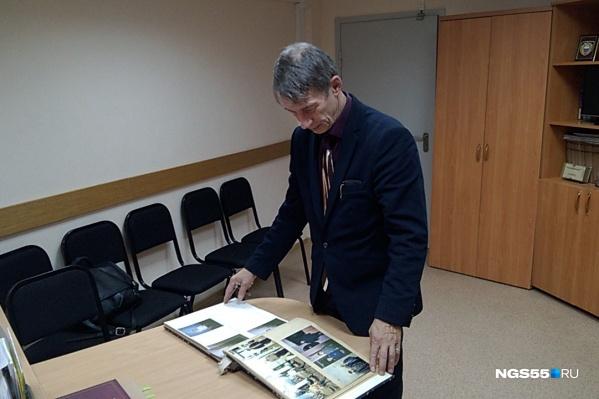Алексей Семёнов ностальгирует по преступникам старой школы