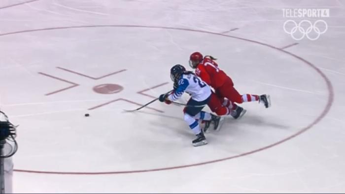 Россиянки впервые вышли в полуфинал Олимпиады