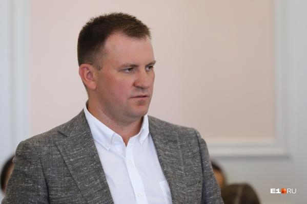 Илья Марков раньше возглавлялДирекцию городских праздничных мероприятий