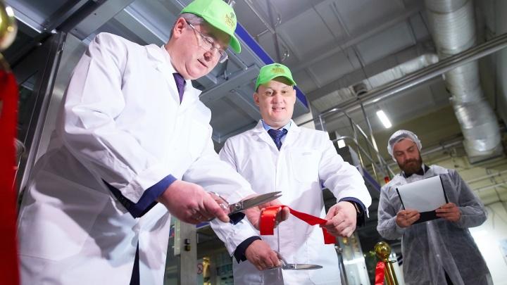 Скорость и экологичность: завод «Нектар» в Самаре перешел на высокоскоростное оборудование