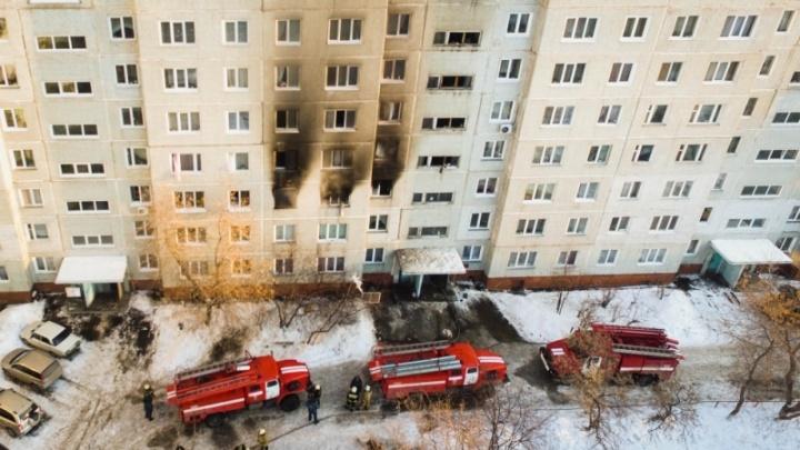 Хлопок газа в Омске: владелец квартиры, в которой всё случилось, экономил на отоплении