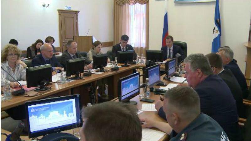 Мэр города Владимир Волков поручил подчинённым и полиции найти пропавшего подрядчика