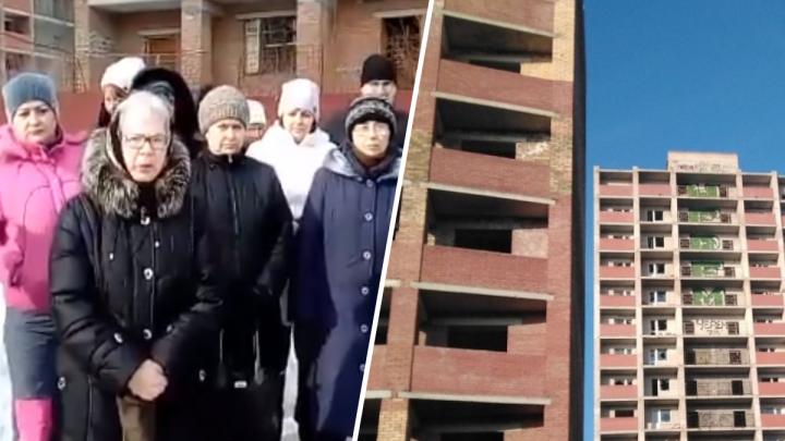 Судьбу недостроенной долёвки «Гороса» на Советской — Черемшанской обсудят на публичных слушаниях