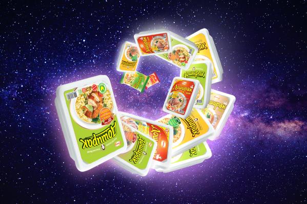 «Доширак» — это целая вселенная