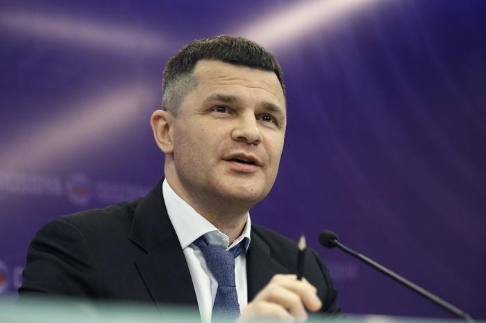 Дмитрий Каменщик в 2016 году
