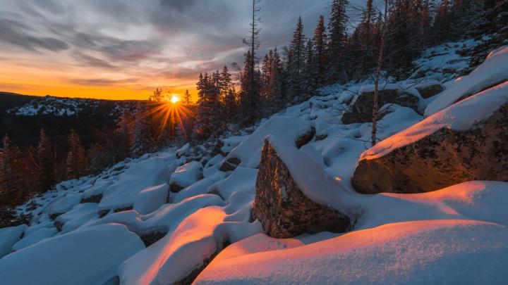 Место сказок и волшебства: 10 магических фото гор от уральского фотографа