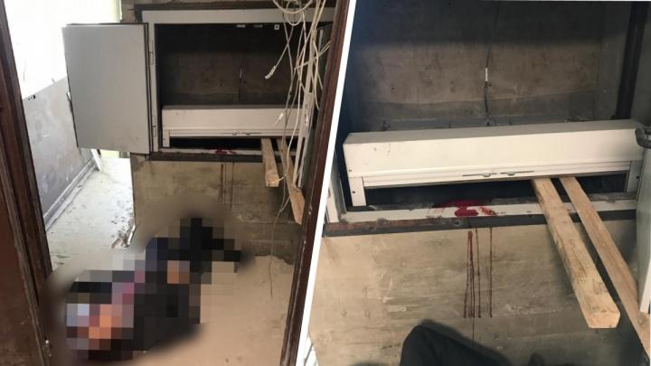 Лифт насмерть раздавил директора ООО «Лифт» на вокзале «Волгоград-1»
