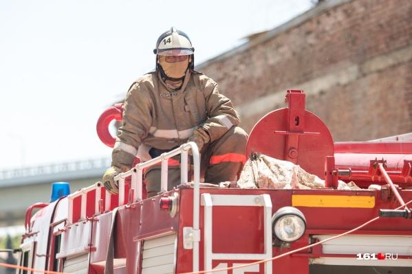 Концентрация и полная подготовка — самое важное для пожарных
