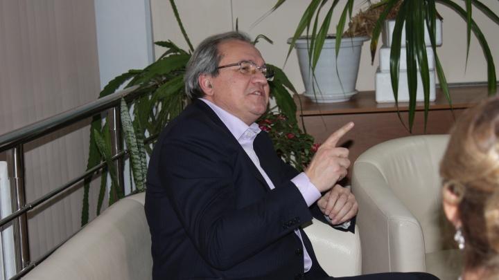Экс-ведущий Первого Валерий Фадеев: «Попробуйте обсудить тарифы ЖКХ — начальство затопает ногами»