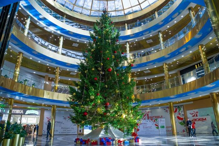 Миссия «Новый год»: семья выяснила, сколько стоят подарки в торговом комплексе Академгородка