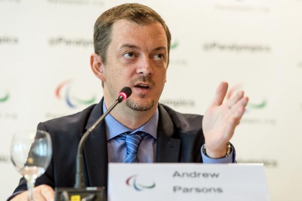 Глава IPC Эндрю Парсонс заявил, что разочарован отсутствием прогресса за последние полгода