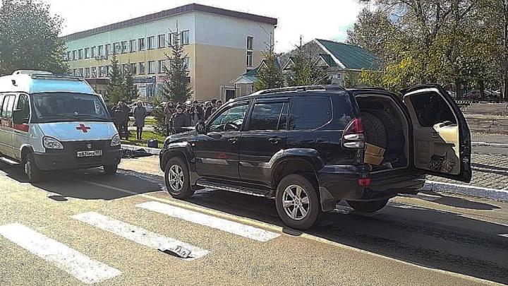 Провез на капоте 40 метров: в Башкирии пьяный водитель насмерть сбил пешехода