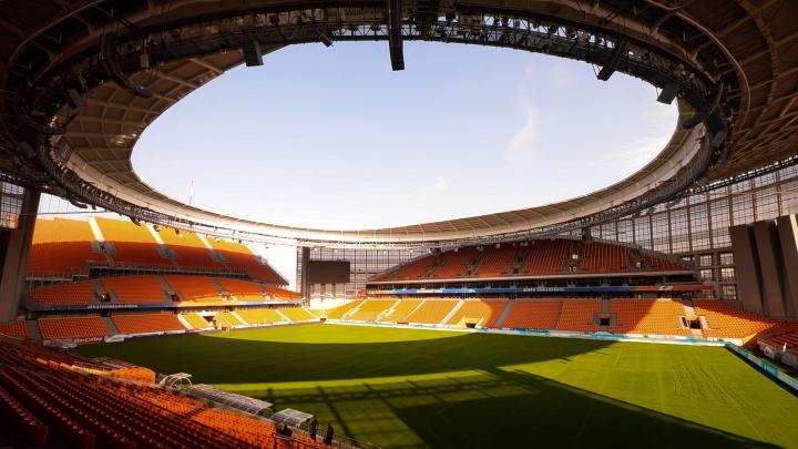«Екатеринбург Арену» признали лучшим стадионом в стране