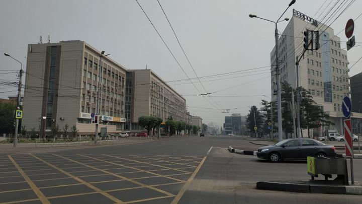 Синоптики рассказали, когда Красноярск снова затянет дымкой
