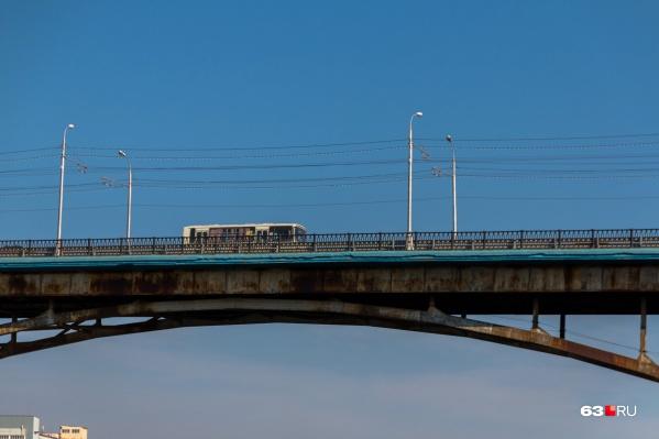 Мост в последний раз ремонтировали в 2012 году