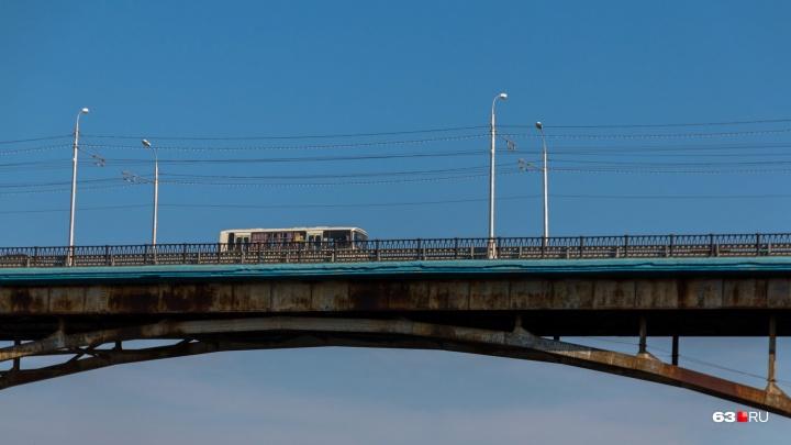 Старому мосту через реку Самару грозит новый ремонт