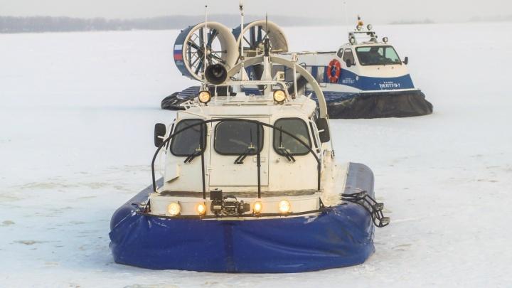 В Самаре изменили расписание речной переправы до Рождествено