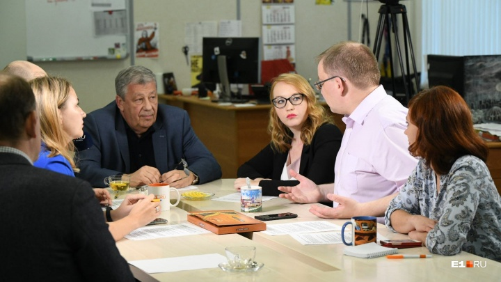 «Наша задача — начать»: Чернецкий — о том, как получить деньги на новую ветку метро в Екатеринбурге