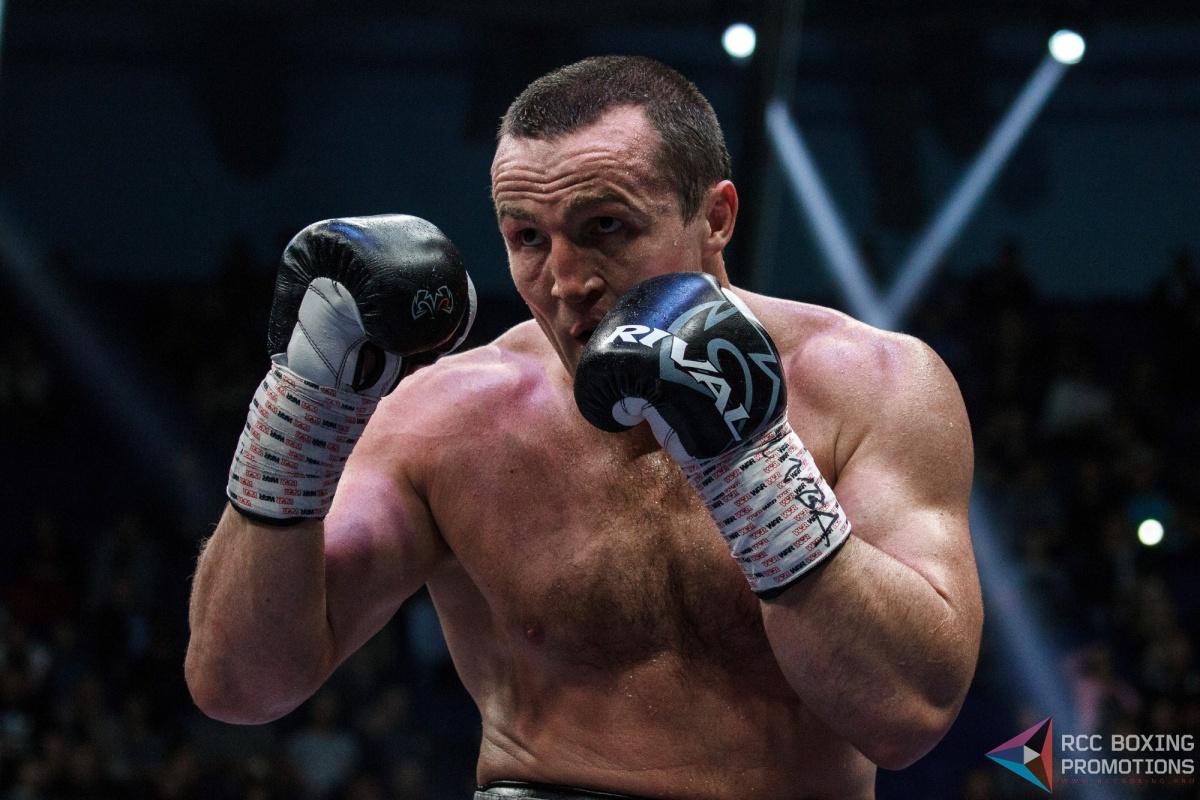 В Челябинске Денис Лебедев проведёт свой первый бой после годового перерыва