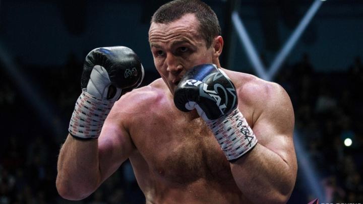 Стало известно имя боксёра, с которым в Челябинске сразится суперчемпион мира WBA Денис Лебедев