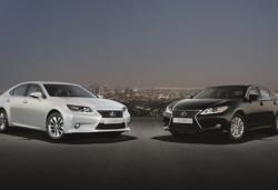Lexus объявил рекомендованные розничные цены на популярные модели