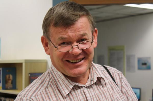 Сергей Князев уверен, что в вуз в этом году попадет каждый достойный
