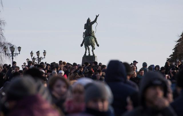В Уфе прошел антитеррористический митинг