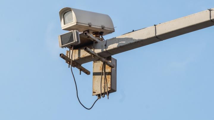 В Пермском районе поставили камеры, чтобы ловить нарушителей ПДД
