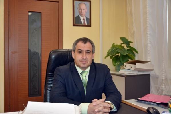 Дмитрий Драч занял пост главы бюро медико-социальной экспертизы в феврале 2016 года