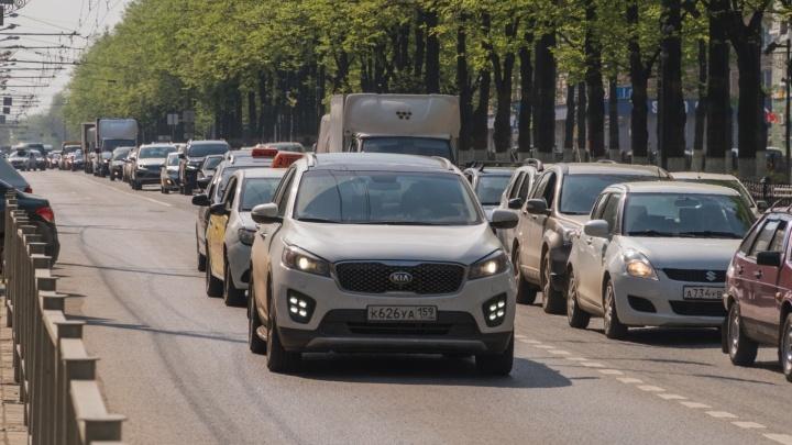 В Перми полностью перекроют перекресток Революции и Компроса. Изменятся маршруты шести автобусов